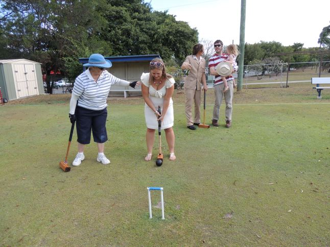 Stephens Croquet Club