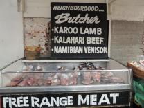 Free Range African Meat