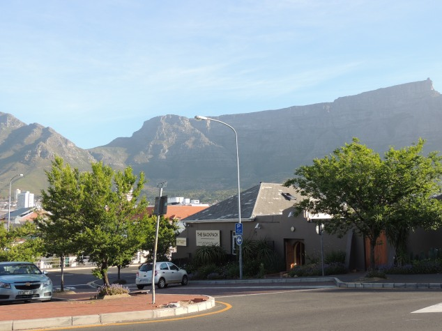 The Backpack, Cape Town