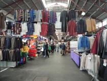 Queen Victoria Markets Stalls