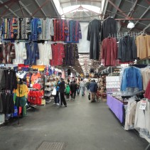 Queen Victoria Markets Stalls