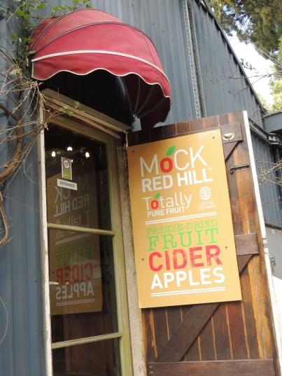 Mock Red HIll Cider