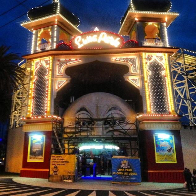 Luna Park, St. Kilda