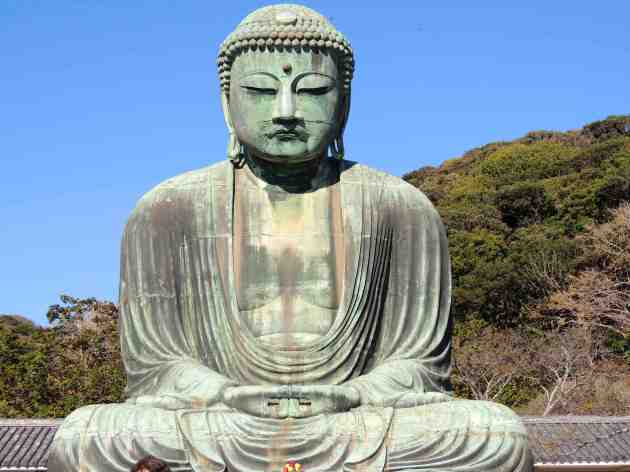 Kamakura Diabatsu, Big Buddha