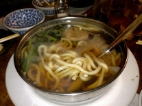 Udon at Andy's Izakaya
