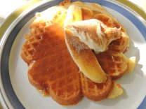 Criterion salted caramel waffles