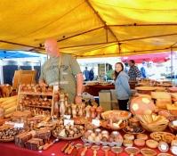 Salamanca wood crafts