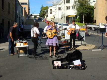 Salamanca market performers