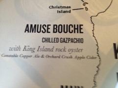 Chilled Gazpacho