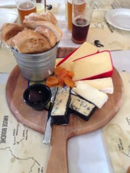 King Island Cheese Platter