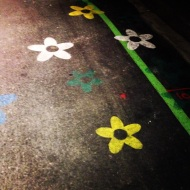 Flower Power Footpath