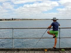 Fishing in Tumby Bay