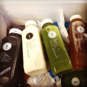Pressed Juice: Delivery