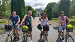 Wine Tours by Bike Crew