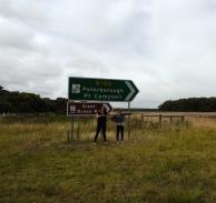 Great Ocean Road Sign