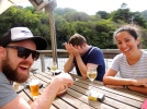 Friends at Wye River