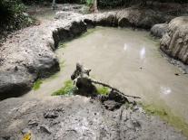 Empty Mud Volcano