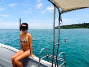 Nidya Snorkeling