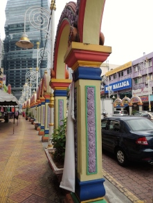 Brickfields Commercial Area