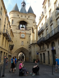 Bell Tower Bordeaux