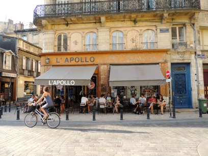 Apollo Cafe Bordeaux