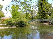 Botanical Gardens - Bordeaux