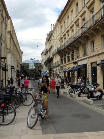 Bordeaux City Bikes