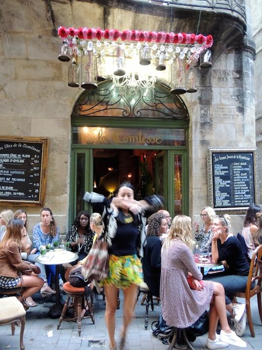 Katrina Miranda in Bordeaux