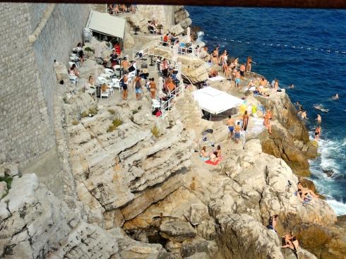 Buza Bar, Dubrovnik