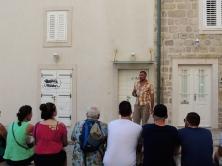 Dubrovnik tour guide Miho