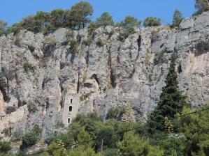 renaissance hermitage caves, Marjan Forest Park