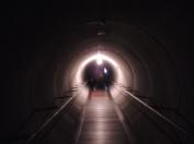 MONA Gallery tunnel