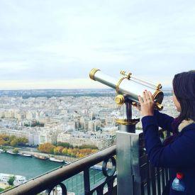 Eiffel Tower Lookout
