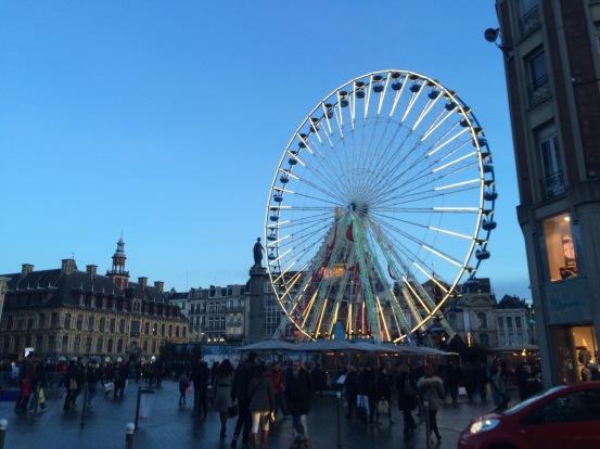 La Grand Palais, Lille, France
