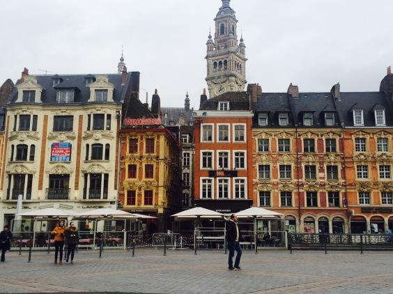 Grand Place, Vieux Lille
