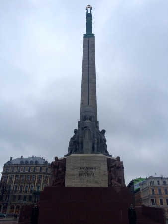 The Freedom Monument, Riga, Latvia