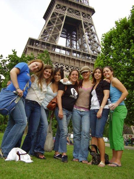 Mountbattens in Paris