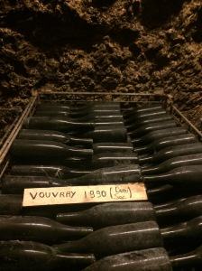 1990 Vouvray, Caves Duhard