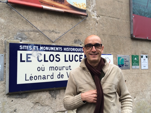 Simon of Loire Valley Tours