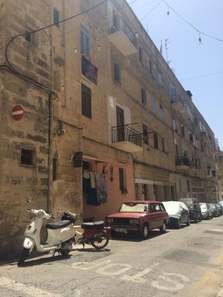Streets of Valetta, Malta