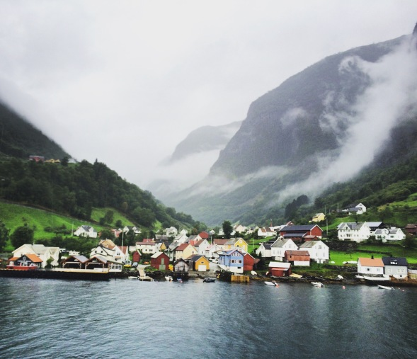 Cutest town in Norway, Undredal