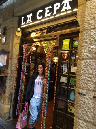 La Cepa Pintxos Bar, San Sebastian