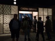 Cinema Caravan, San Sebastian