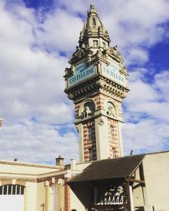The famous tower of de Castellane