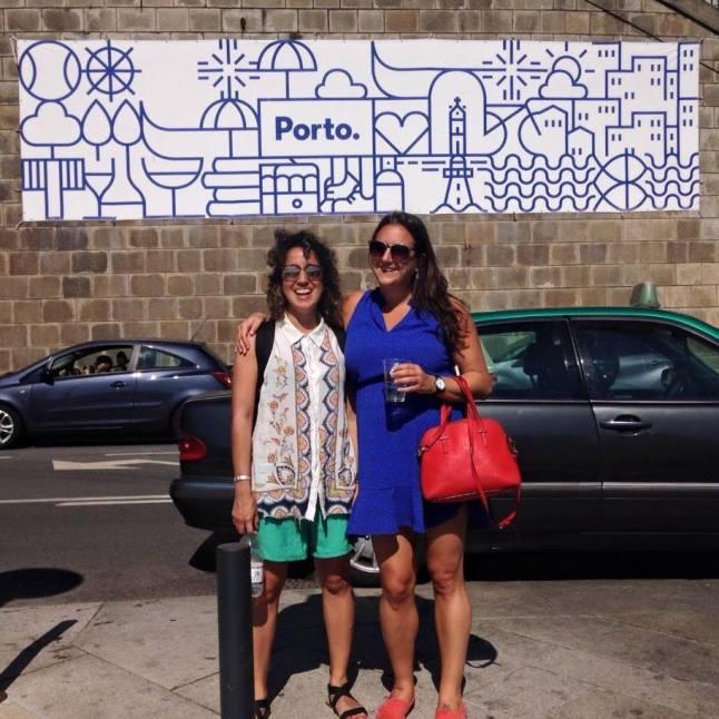 Besties Lisa Vecchio & Nidya Bellido in Proto.