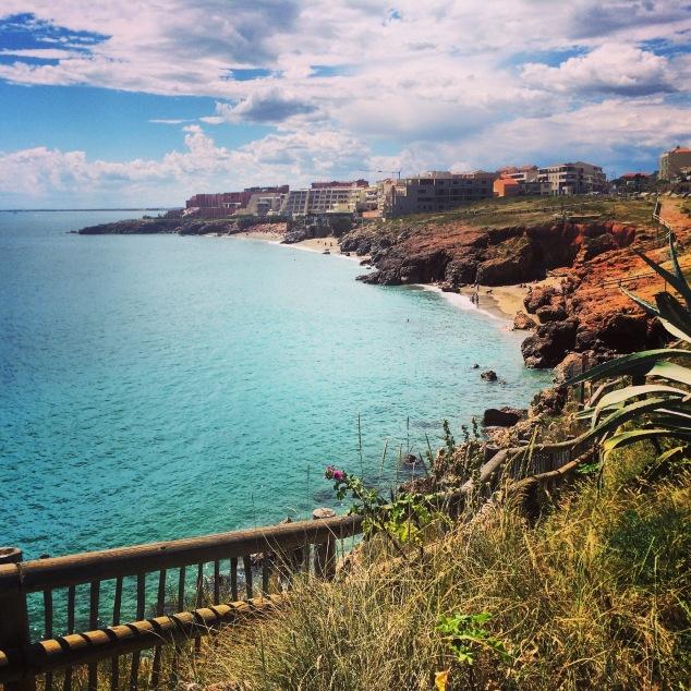 Languedoc coast
