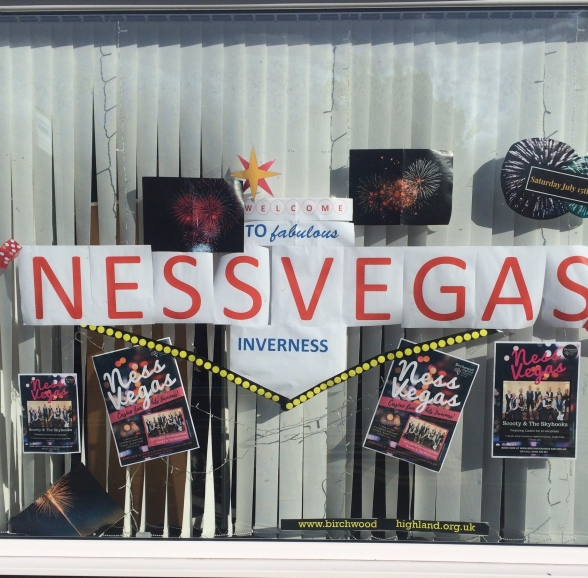 Welcome to Ness Vegas