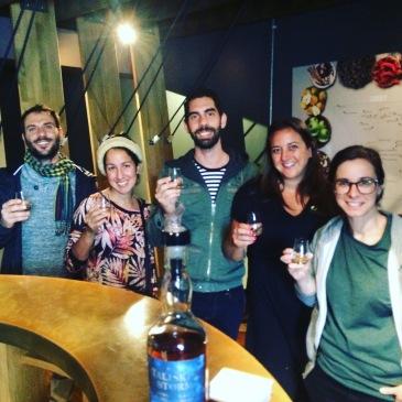 Whisky tasting, Talisker Distillery