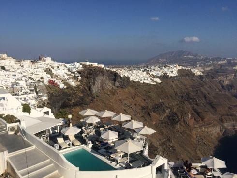 View from Firostefani