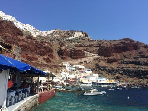 Ammoudi Bay